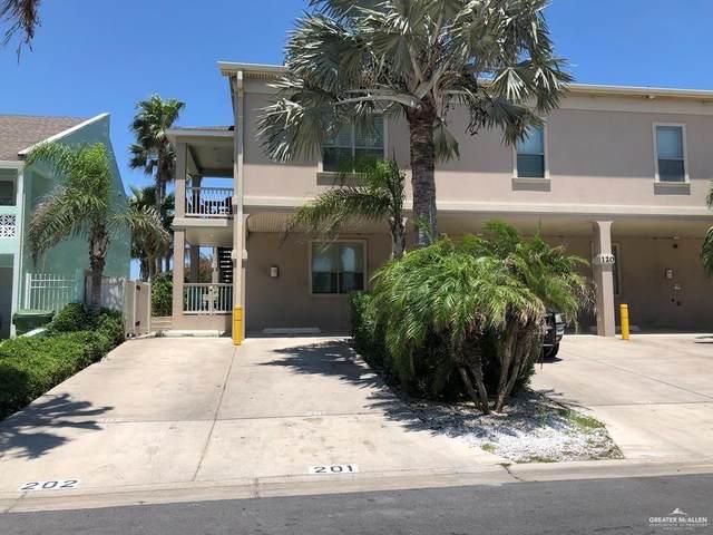 120 E Oleander Street #201, South Padre Island, TX 78597 (MLS #333581) :: The Ryan & Brian Real Estate Team