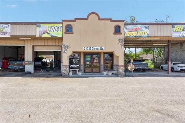317 E Dicker Road, Pharr, TX 78577 (MLS #333618) :: eReal Estate Depot