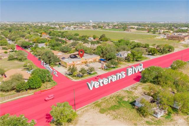1225 N Veterans Boulevard #5, Pharr, TX 78577 (MLS #333656) :: eReal Estate Depot
