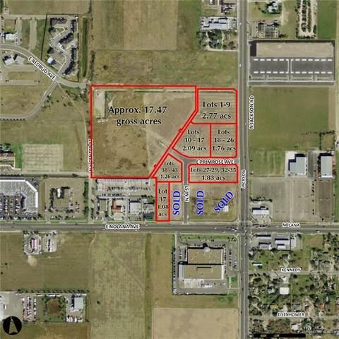 1324 A E Primrose Avenue, Mcallen, TX 78501 (MLS #333667) :: Realty Executives Rio Grande Valley