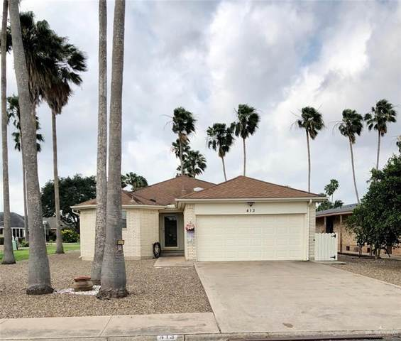 413 Northcutt Drive, Alamo, TX 78516 (MLS #333673) :: Realty Executives Rio Grande Valley