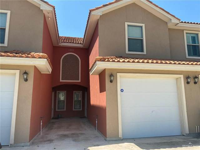 1200 E Pineridge Avenue, Mcallen, TX 78503 (MLS #333703) :: Jinks Realty