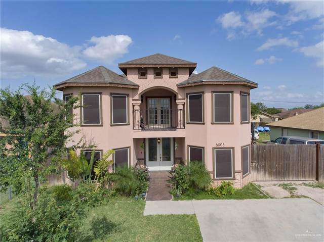 6805 S Blanca Lane, Pharr, TX 78577 (MLS #333711) :: Jinks Realty