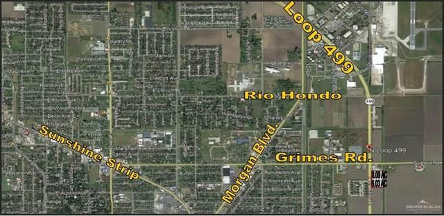 Loop 499 and Grimes Street, Harlingen, TX 78550 (MLS #333761) :: Jinks Realty