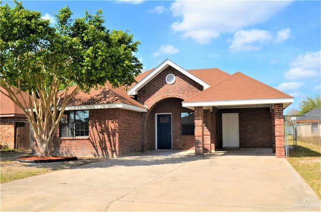 2103 Datil Street, Hidalgo, TX 78557 (MLS #333800) :: The Ryan & Brian Real Estate Team