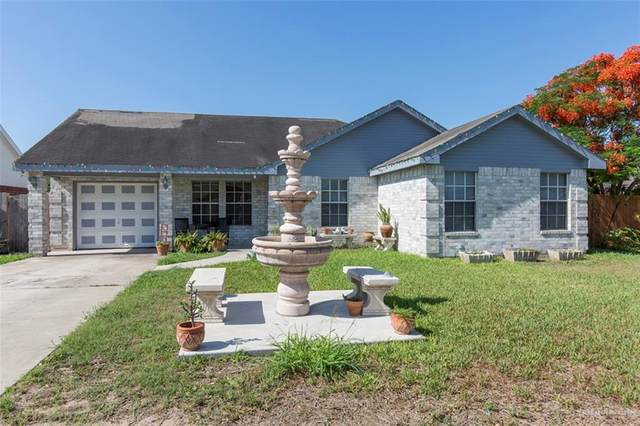 804 E Stonegate Drive, Mission, TX 78574 (MLS #333810) :: Jinks Realty