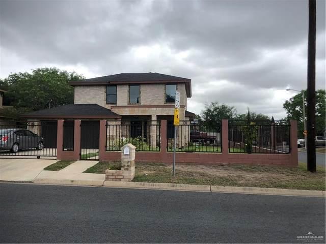 2421 Roosevelt Street, Brownsville, TX 78521 (MLS #333849) :: Jinks Realty