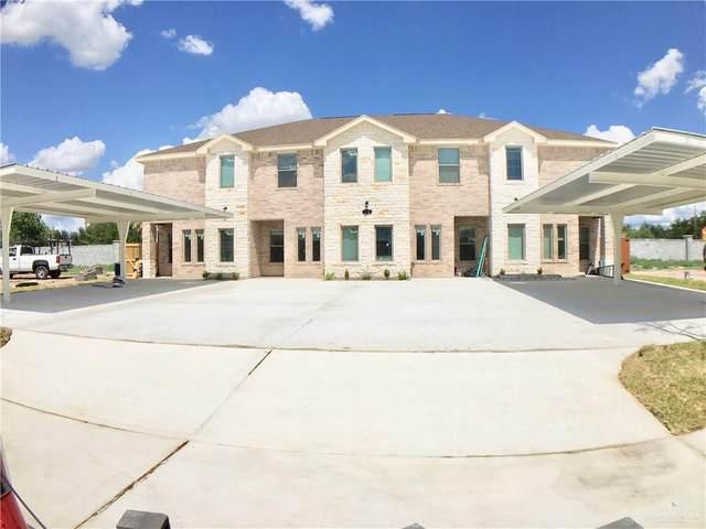 418 Newport Avenue 1-4, Edinburg, TX 78539 (MLS #333852) :: Realty Executives Rio Grande Valley