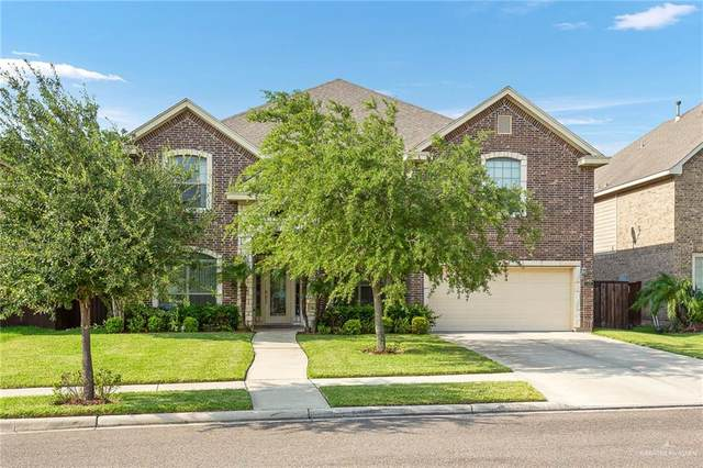 3405 San Ricardo, Mission, TX 78572 (MLS #333872) :: The Ryan & Brian Real Estate Team
