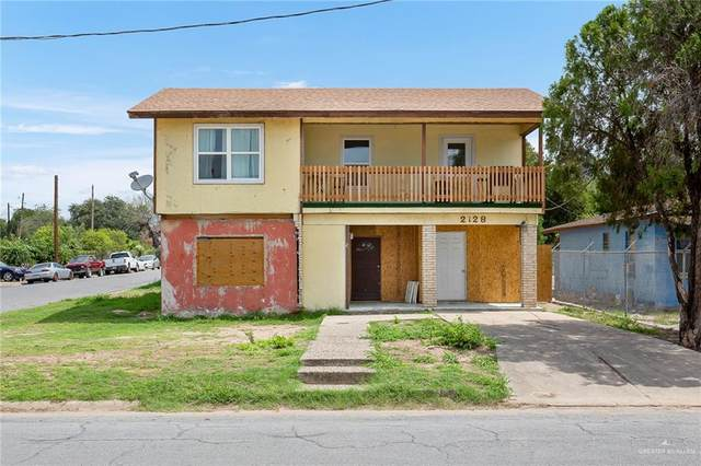 2128 Newport Street, Mcallen, TX 78501 (MLS #333877) :: BIG Realty