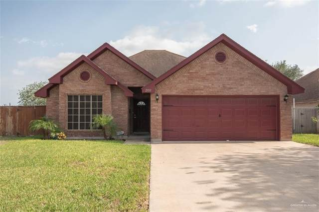 2011 Clavel Drive, Mission, TX 78573 (MLS #333936) :: The Ryan & Brian Real Estate Team