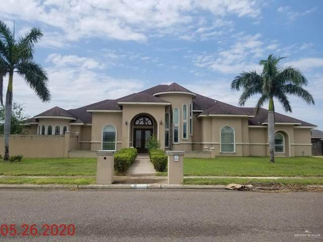 1414 Vida Grande Street, Alamo, TX 78516 (MLS #334024) :: Realty Executives Rio Grande Valley