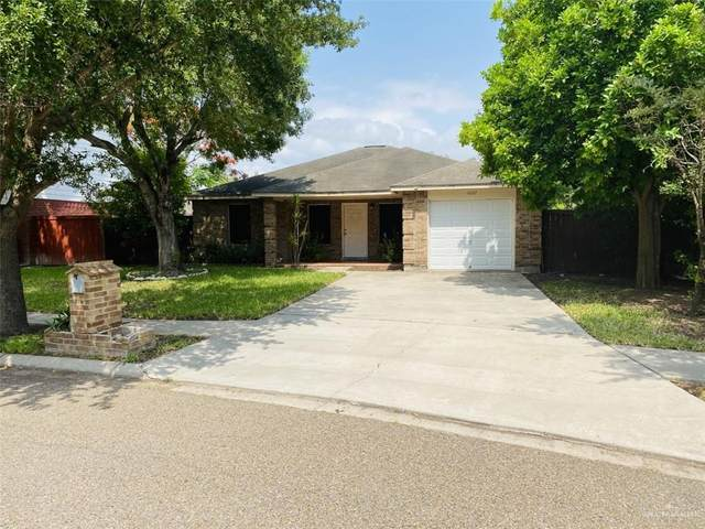 4007 Santa Fabiola, Mission, TX 78572 (MLS #334042) :: The Maggie Harris Team