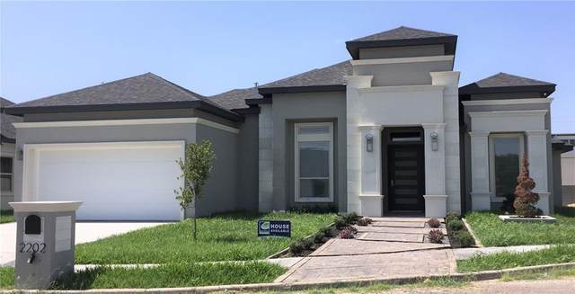 2202 Lambeth Way, Mission, TX 78572 (MLS #334069) :: The Lucas Sanchez Real Estate Team