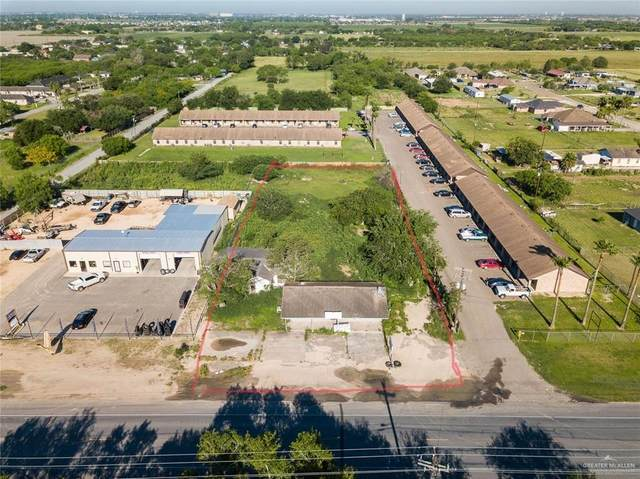 3921 S Alamo Street, Edinburg, TX 78542 (MLS #334097) :: Jinks Realty