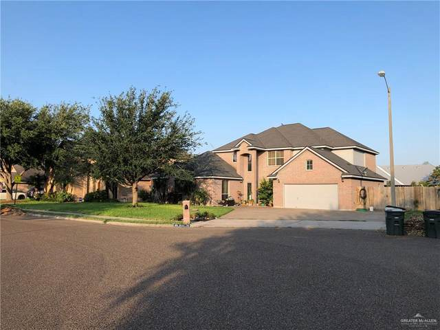 3111 Viola Drive, Mission, TX 78574 (MLS #334099) :: The Ryan & Brian Real Estate Team