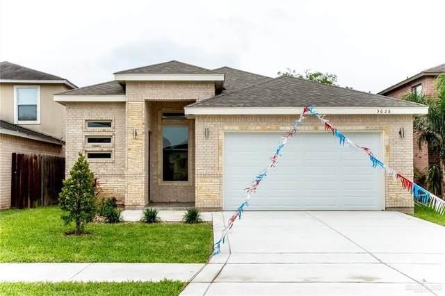 3628 Featherie Street, Edinburg, TX 78542 (MLS #335112) :: The Ryan & Brian Real Estate Team