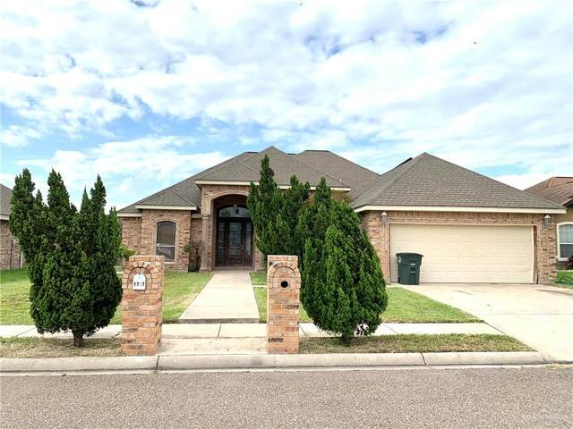 1707 Jonathon Drive, Mission, TX 78572 (MLS #335188) :: Realty Executives Rio Grande Valley