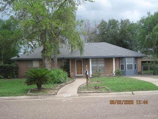 1105 Valley View Drive, Weslaco, TX 78596 (MLS #335205) :: Realty Executives Rio Grande Valley