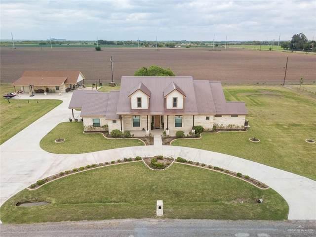 10879 Rancho Road, La Feria, TX 78559 (MLS #335217) :: The Ryan & Brian Real Estate Team