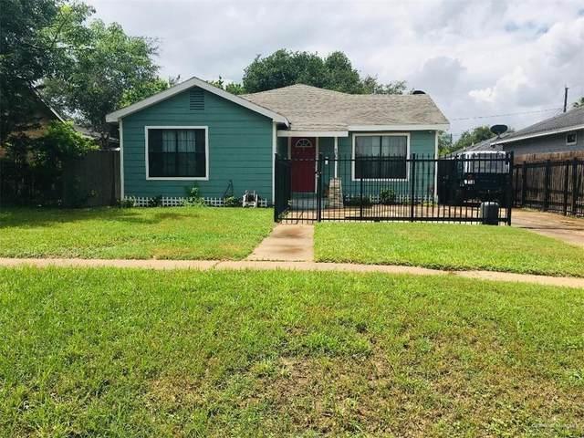 406 E Lovett Street, Edinburg, TX 78541 (MLS #335222) :: Realty Executives Rio Grande Valley