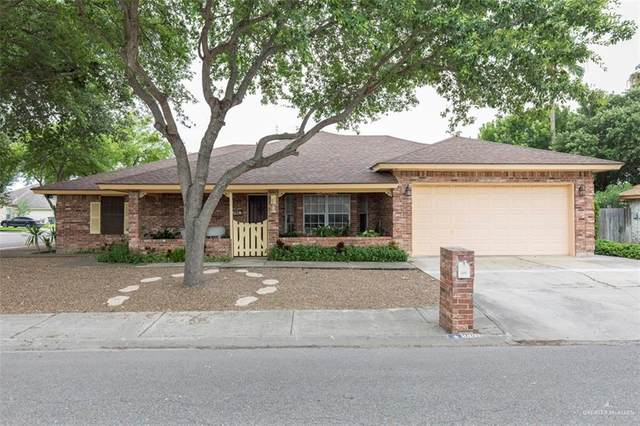 1601 E Gastel Circle, Mission, TX 78572 (MLS #335253) :: Realty Executives Rio Grande Valley