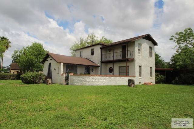 121 W Buchanan Avenue, Harlingen, TX 78550 (MLS #335278) :: The Lucas Sanchez Real Estate Team