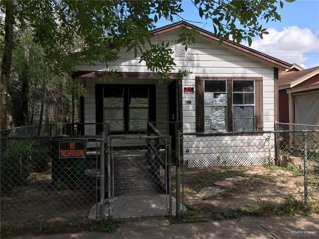 107 N Kansas Avenue, Weslaco, TX 78596 (MLS #335336) :: Realty Executives Rio Grande Valley
