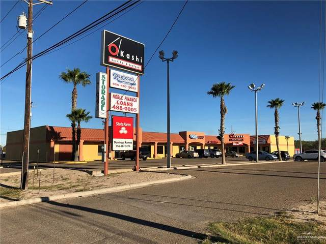 4761 E Us Highway 83 Highway E, Rio Grande City, TX 78582 (MLS #335346) :: The Ryan & Brian Real Estate Team