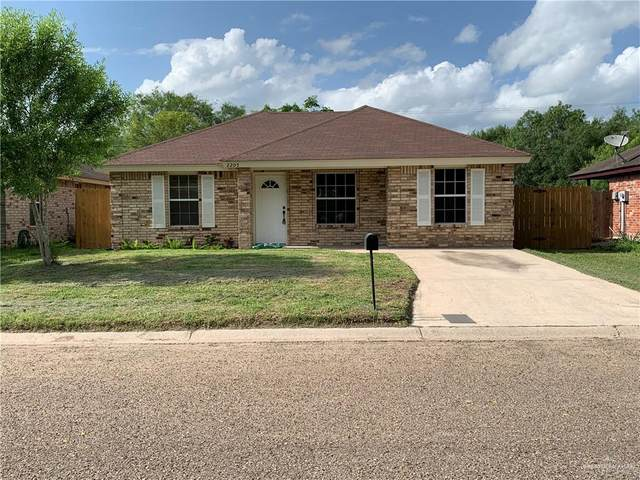 2205 Rebecca Drive, Edinburg, TX 78542 (MLS #335371) :: The Lucas Sanchez Real Estate Team