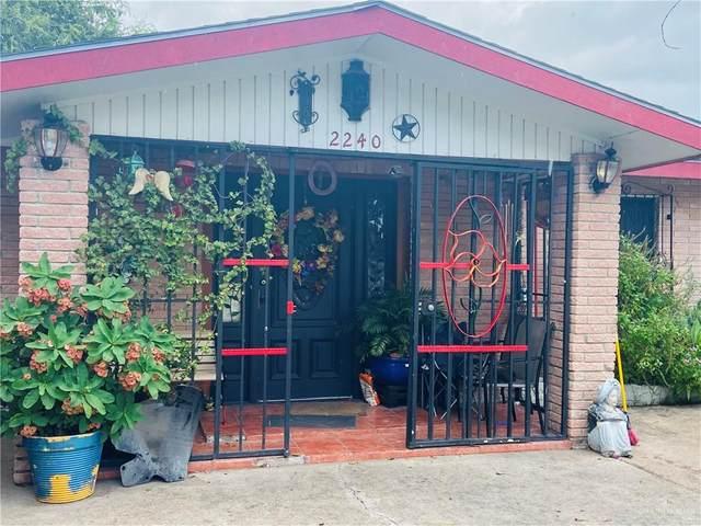 2240 W Hackberry Avenue W, Mcallen, TX 78501 (MLS #335375) :: The Lucas Sanchez Real Estate Team