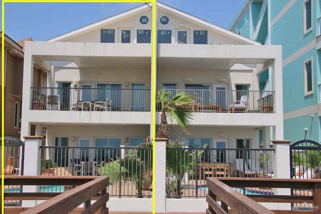 4702 Gulf Boulevard, South Padre Island, TX 78597 (MLS #335396) :: The Ryan & Brian Real Estate Team