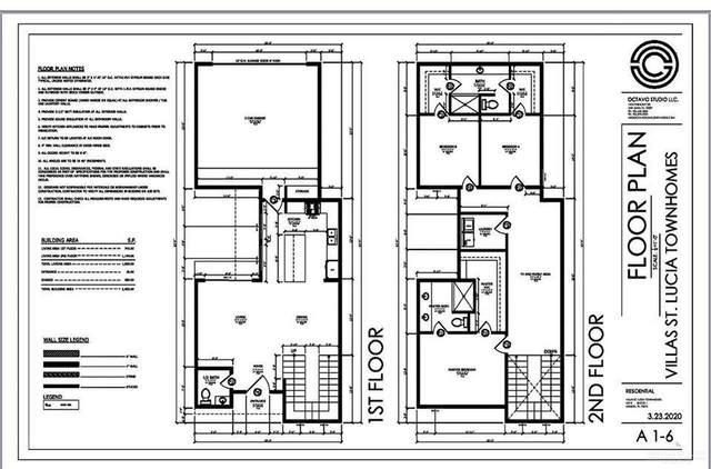 908 Santa Lucia Drive, Mission, TX 78572 (MLS #335410) :: The Ryan & Brian Real Estate Team