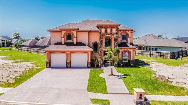 415 Los Palomos Street, Weslaco, TX 78596 (MLS #335482) :: The Lucas Sanchez Real Estate Team
