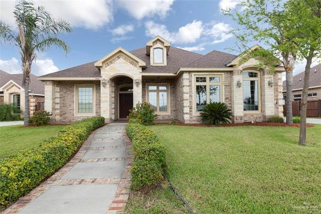 2603 Grand Canal Drive, Mission, TX 78572 (MLS #335607) :: Realty Executives Rio Grande Valley