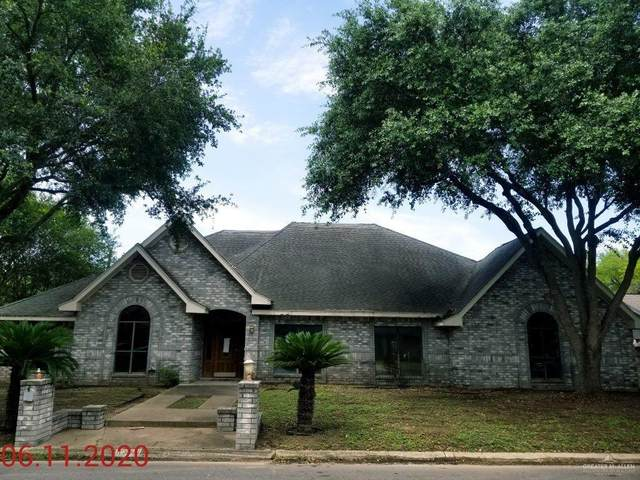 112 W Ulex Avenue, Mcallen, TX 78504 (MLS #335710) :: The Ryan & Brian Real Estate Team