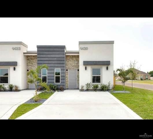 1424 New Orleans Circle, Pharr, TX 78577 (MLS #335733) :: The Ryan & Brian Real Estate Team