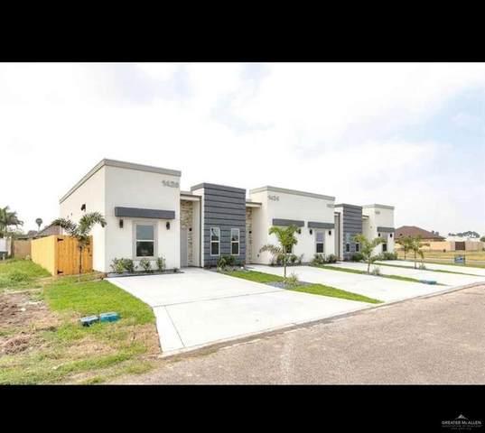 1420 New Orleans Circle, Pharr, TX 78577 (MLS #335735) :: The Ryan & Brian Real Estate Team