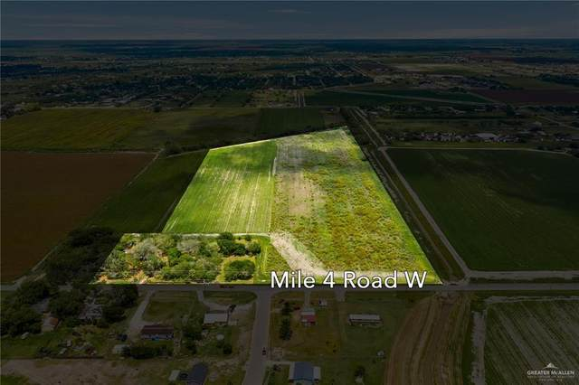 0 N Mile 4 West Road, Weslaco, TX 78599 (MLS #335739) :: The Lucas Sanchez Real Estate Team