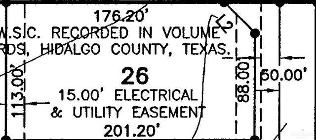 4601 Tower Road, Edinburg, TX 78542 (MLS #335776) :: eReal Estate Depot