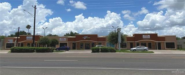 113-125 E Pecan Boulevard E, Mcallen, TX 78504 (MLS #335815) :: The Lucas Sanchez Real Estate Team