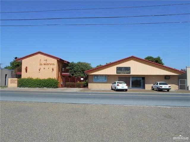 804 & 808 S 12th Street S, Mcallen, TX 78501 (MLS #335836) :: Jinks Realty