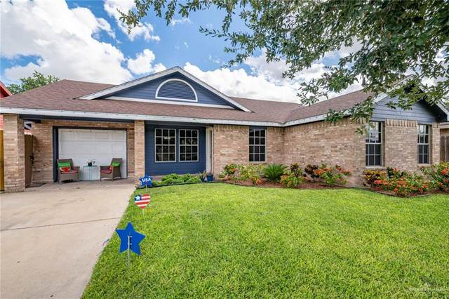 808 E Sandstone Drive, Mission, TX 78574 (MLS #335887) :: The Ryan & Brian Real Estate Team