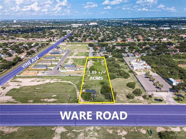 2016 N Ware Road, Mcallen, TX 78501 (MLS #335906) :: The Ryan & Brian Real Estate Team