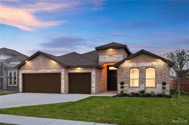 4000 Water Lily Avenue, Mcallen, TX 78504 (MLS #335914) :: The Ryan & Brian Real Estate Team