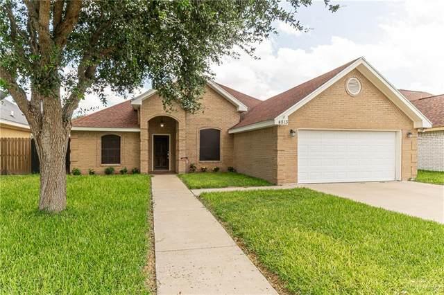 4813 La Vista Street, Mcallen, TX 78501 (MLS #337043) :: The Maggie Harris Team