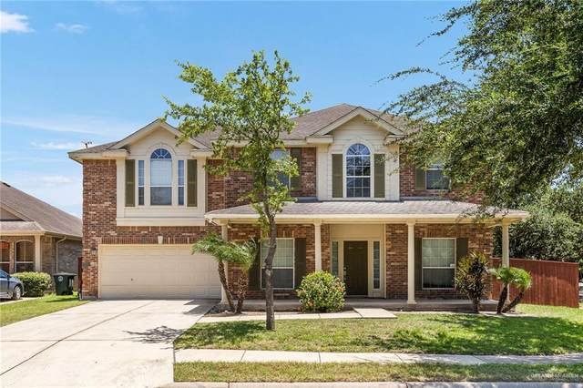 3107 San Gabriel, Mission, TX 78572 (MLS #337046) :: Realty Executives Rio Grande Valley