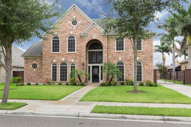 2803 Santa Helena, Mission, TX 78572 (MLS #337106) :: Realty Executives Rio Grande Valley