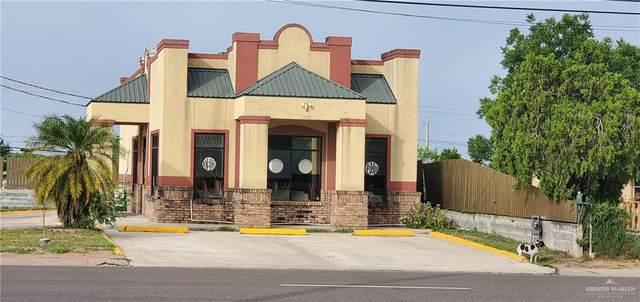 1308 N Grant Street, Roma, TX 78584 (MLS #337121) :: eReal Estate Depot