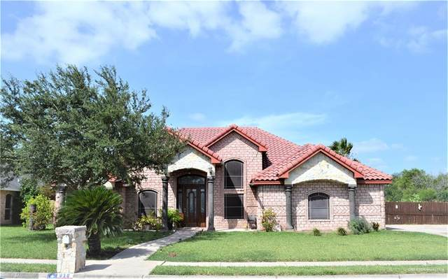 916 Chrysolite Drive, Weslaco, TX 78596 (MLS #337145) :: Imperio Real Estate